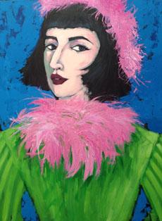 Sat-Nov15-RebeccaMoyalemGallery-candice-pinkhat