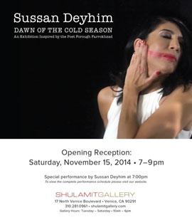 Sat-Nov15-Shulamit