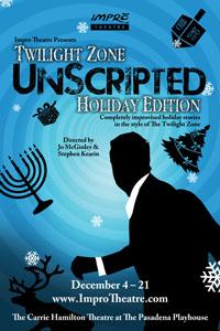 2014-HolidayBREAK-PasadenaPlayhouse-TWILIGHT ZONE Unscripted