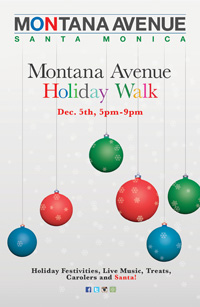 MontanaAve-Holiday Walk 2014