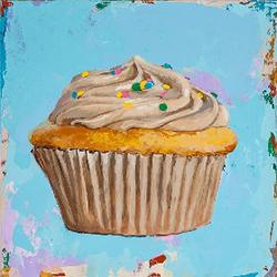 BEVHILLS-ArtshowDavid-Palmer Cupcake-No-1 0415