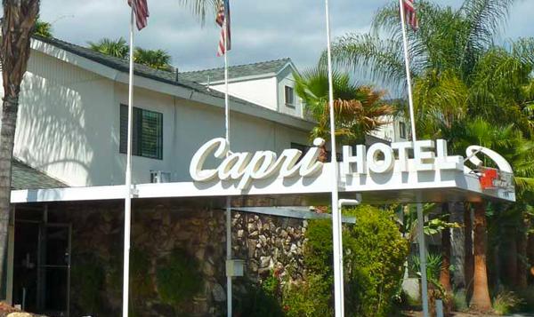 HotelReview-theCapri