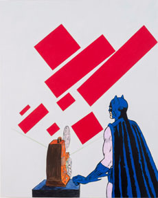 Sat-May9-MAMA-RobertLevine-Untitled-After-Malevich-W-Batman