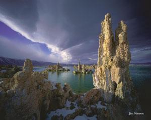 Thurs-April2-G2-Picohouse-Mono-Lake-Tufa-State-Antuonal-Reserve Jim Stimson Tufa Towers WM