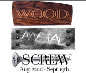 POW-Aug22-2015-croppedGABBAflyer-Wood-Metal-Screw