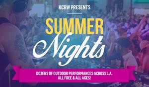 KCRW-SummerNIghts