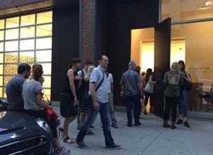 June2015-NYC-outsideJamesCohan