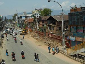 Kathmandu-afterquake