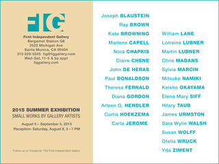Sat-Aug8-FIG-Summer Exhibit
