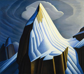 Hammer-Museum-Lawren-Harris-Mt-Lefroy-1930-Oilon-canvas