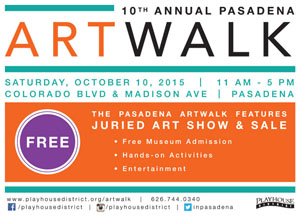 Sat-Oct10-Pasadena-artwalk-2015