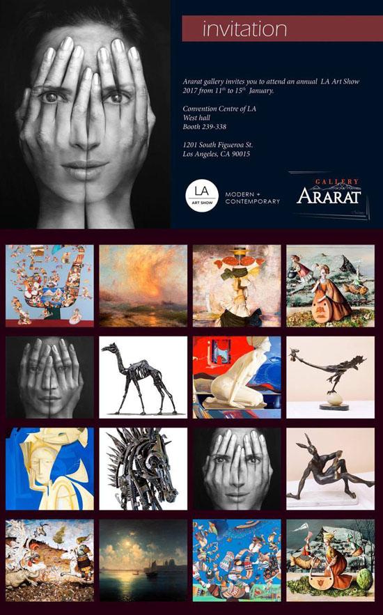 2017-LAArtShow-AraratGallery