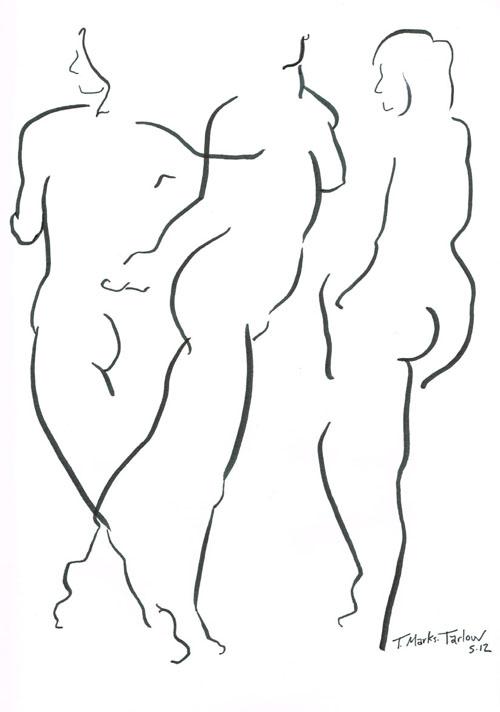Feb6-bG-Gallery-terryMarksTarlow-LineFantasy2