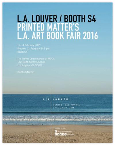 Fri-Feb12-LALouver-LABOOKFAIR