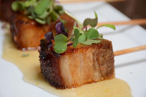 VD-Dining-Acuna-Hansen-SpareTire-PorkBellyLollipops