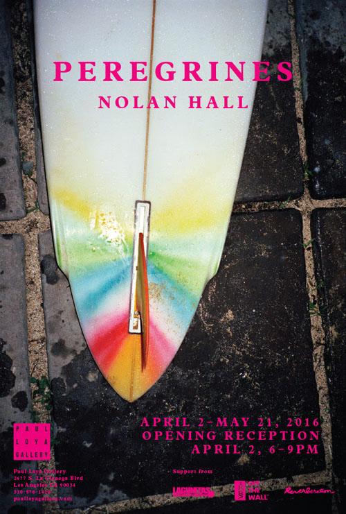 Sat-April-1-PaulLoya-PEREGRINES- NOLAN HALL
