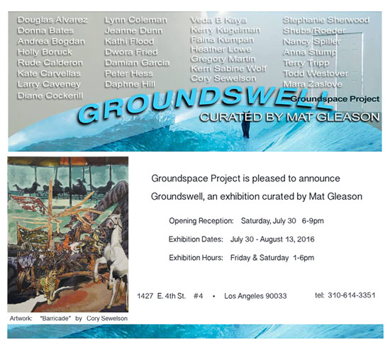 Sat-July30-2016-Groundspace-Groundswell