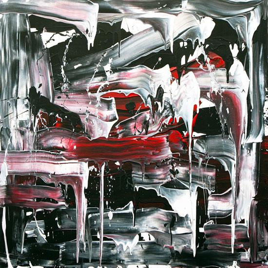 JillJoy-NotBlackandWhite-acryliconcanvas-36x36-2012