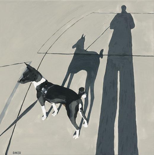 5-Huff-RichardBaker-DogNoir-24x24