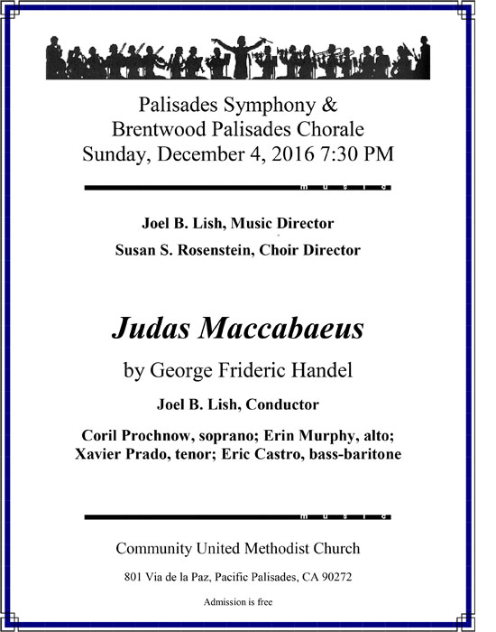 Fall2016-concertflyer-JudasMaccabaeus