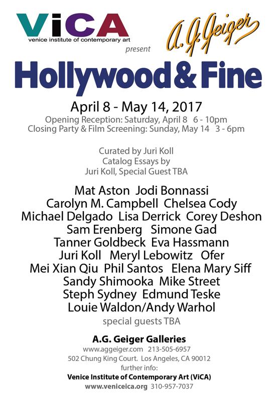 April8-2017-HollywoodFineflyer
