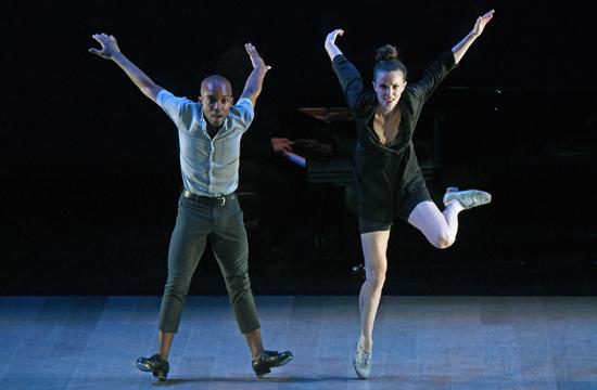 Dorrance Dance 2Myelination Picturedl-rByronTittleandMichelleDorrance PhotoCreditKevinParryforThe Wallis