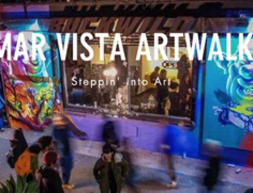 September 25, 2021: Mar Vista Art Walk