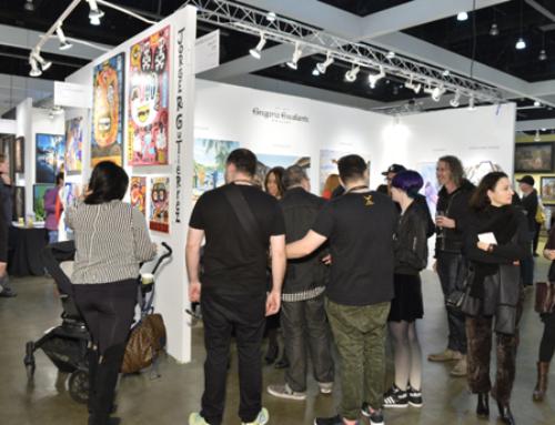 July 29 – August 1, 2021: The LA Art Show