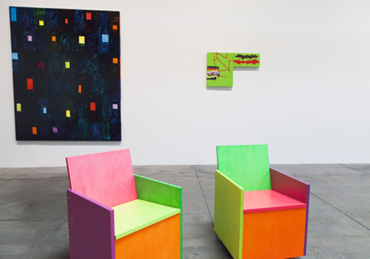Review-Hauser-Wirth- Mary Heilmann -NestorLeslieMiranda