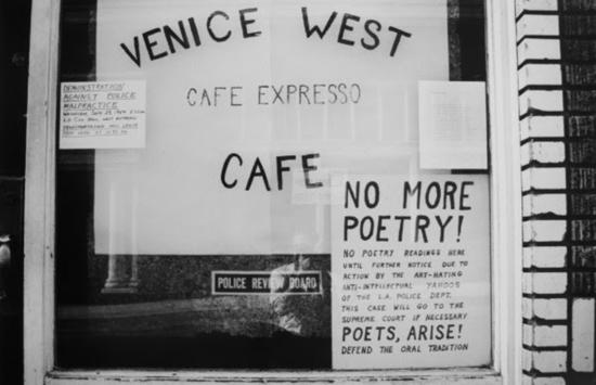 Sept22-2018-Gallery169-PoetsArise-VeniceCA-1964-SilverGelatinPrint-16x20