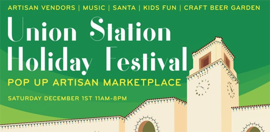 Dec1-UnionStation-HolidayFestival