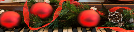Holiday-image-ornamentson-keyborad