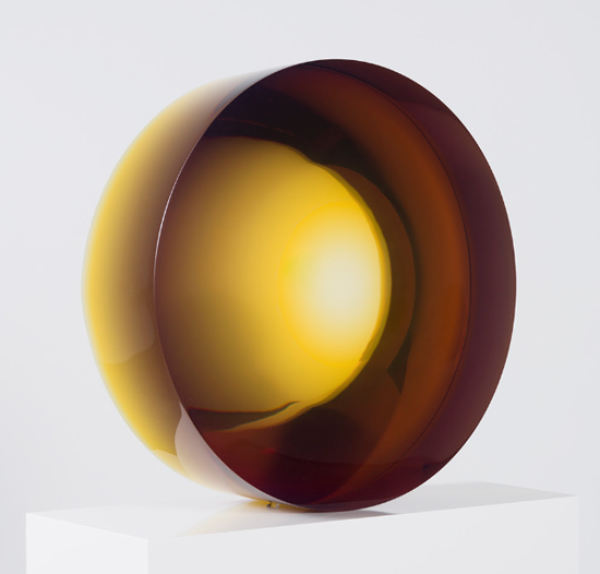 Jan12-2019-DavidKordansky-FredEversly-Untitled-paraboliclens-1969-2018-2-color-2-layer-castpolyester