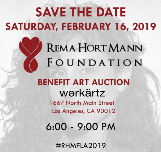 Feb16-2019-RemaHortMannFoundation-BenefitArtAuction