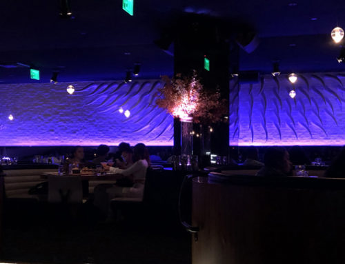 Restaurant Review: STK Los Angeles