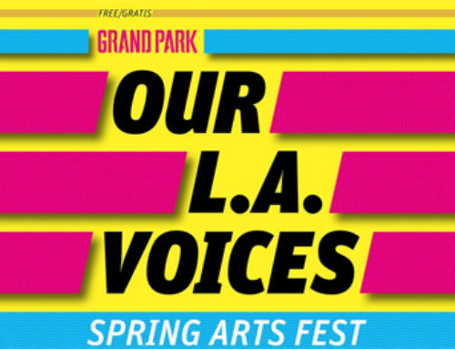 Online Now: Grand Park's Our L.A. Voices Goes Virtual