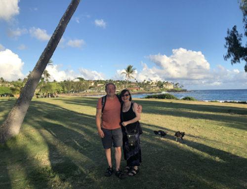 Love's Journey Leads to Kauai!