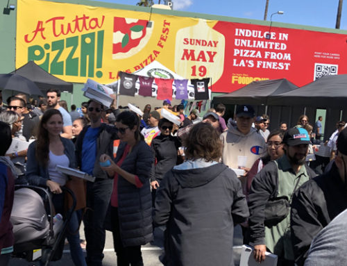 Review: LA Foodbowl's, A Tutta Pizza! LA's Pizza Fest