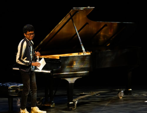 Review: Joey Alexander Trio 'Jazzes' Up the Broad Stage