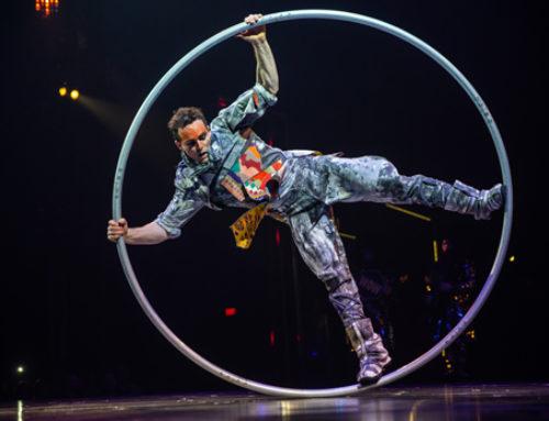 CANCELED – March 19, 2020 – April 19: OC Fair and Event Center, Costa Mesa, Cirque du Soleil, VOLTA,