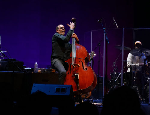 Review: Stanley Clarke at the Broad Stage