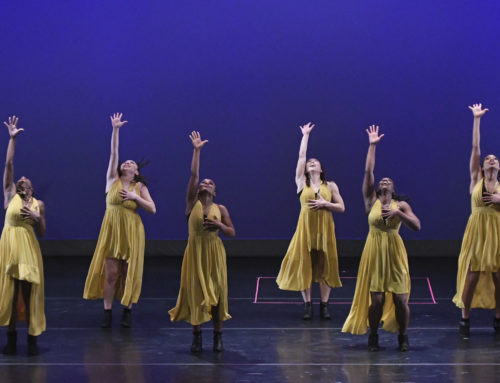 January 30 – February 1, 2020: The Wallis, Lula Washington Dance Theatre