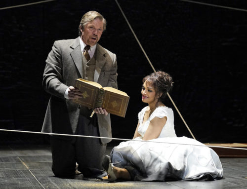 Review: Eurydice at LA Opera at the Dorothy Chandler Pavillion