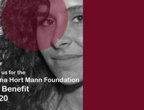 February 10, 2020: Rema Hort Mann Foundation Benefit