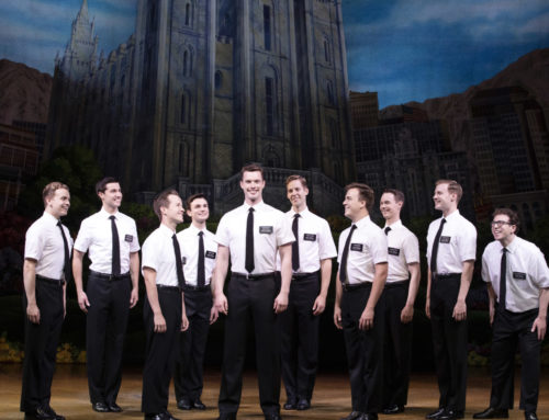 Running thru March 29, 2020: The Book of Mormon Opens at the Ahmanson