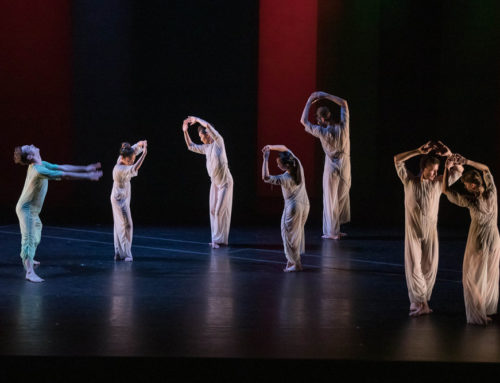 Review: Four Quartets at UCLA's Center for the Art of Performance at Royce Hall