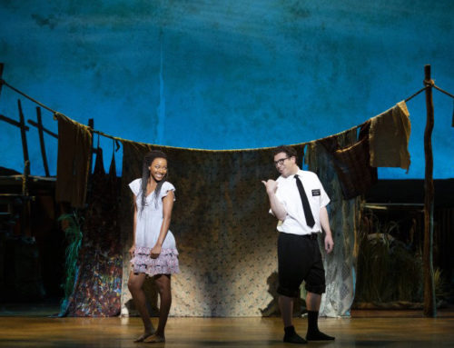 Review: The Book of Mormon at the Ahmanson Theatre