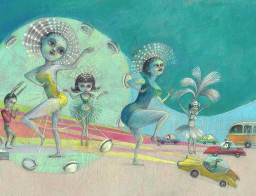LAArtParty Artist Pick: Eva Montanari