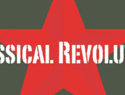 Classical Revolution: Online, Living Room Concerts