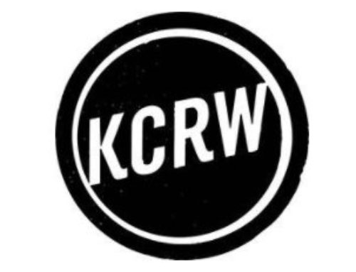 Streaming Now: KCRW, In Residence